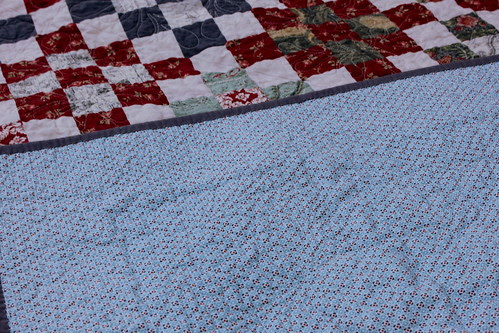 DS Quilts backing
