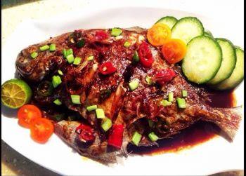 Download 65 Gambar Masakan Ikan Bawal Terpopuler