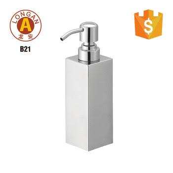 Soap Dispenser In 304 Stainless Steel Bathroom Soap Bottle Buy