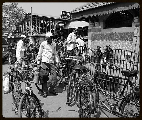 The Dabbawala Story of Service Before Self by firoze shakir photographerno1