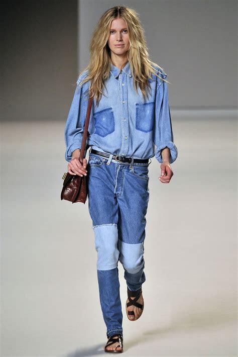 Trends 13': Denim on Denim.   The Style Stash