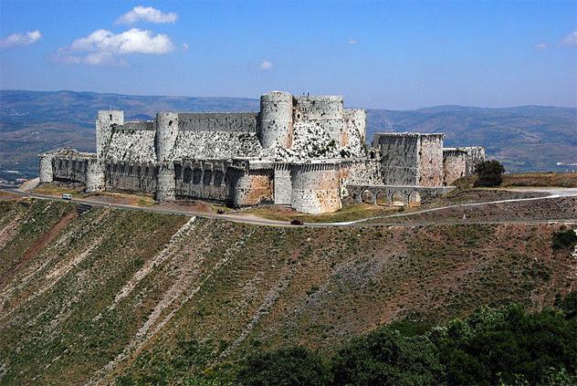 1- castle
