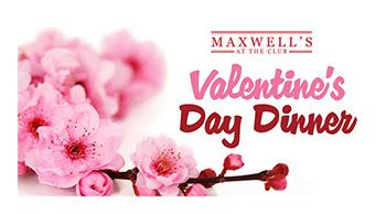 Maxwells Valentines Day