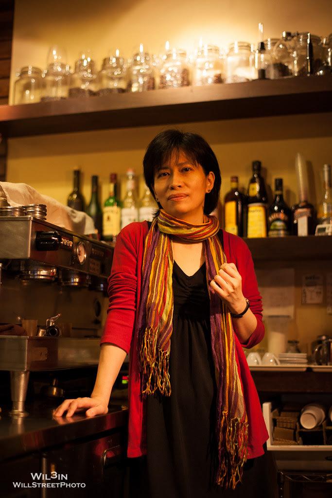 湛盧咖啡 創意製作人 Vivian