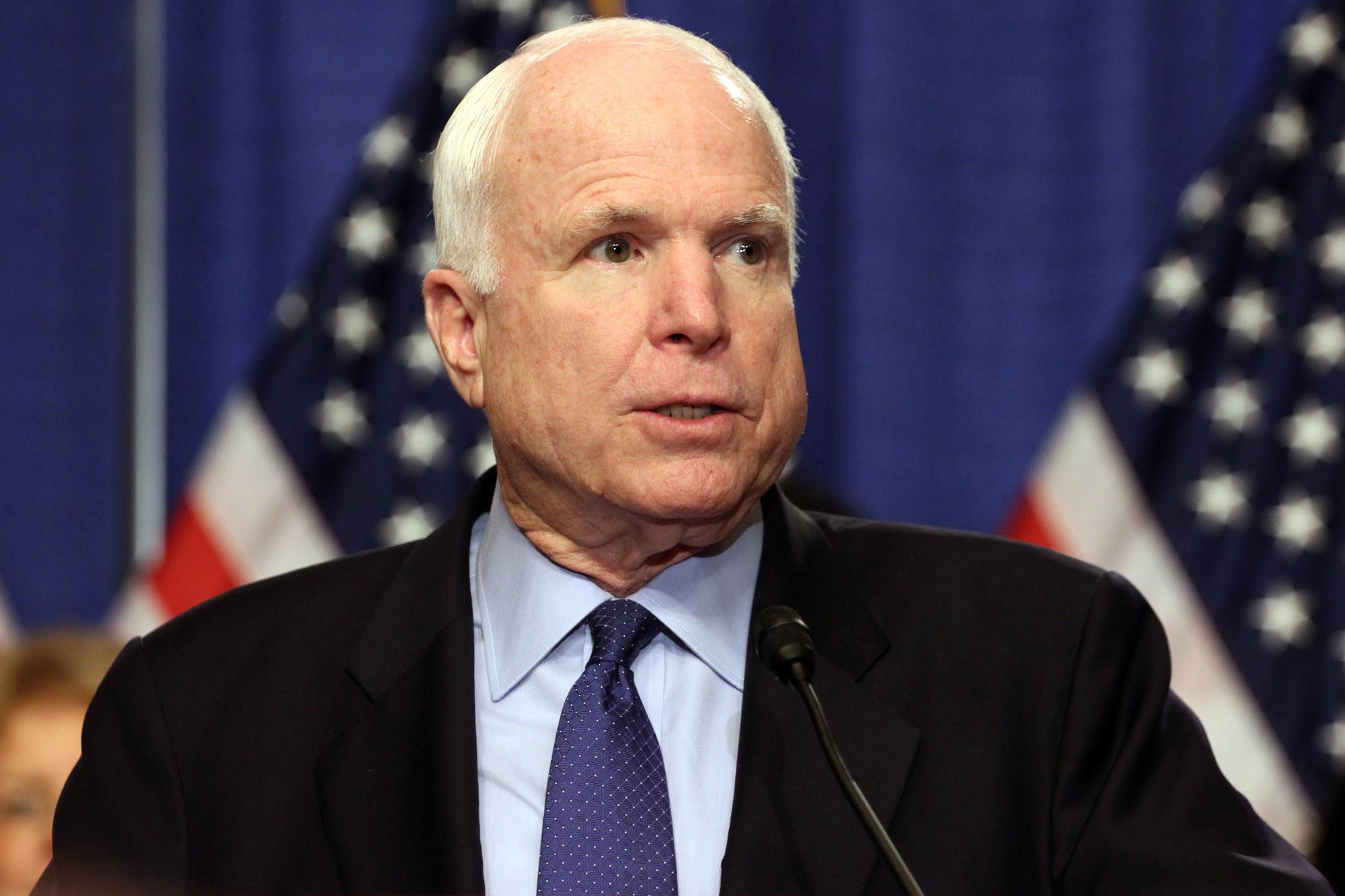 IMG JOHN McCAIN, US Senator