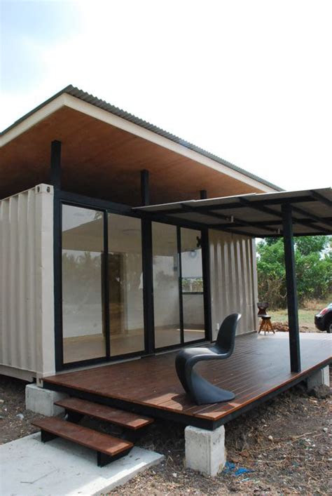 jetson green  simple  functional container home