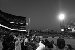 SF Giants - AT&T crowd
