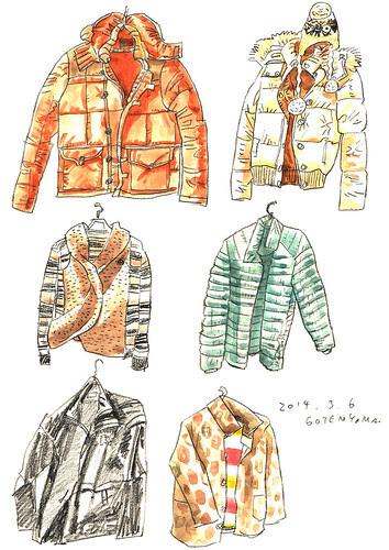 Dress of winter by yamasakki