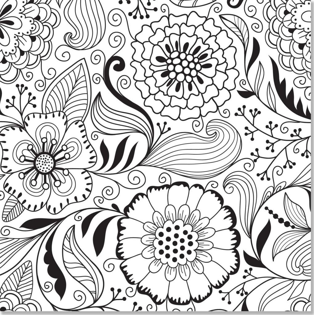 Free Printable Animal Colouring Pages For Adults Coloring And Drawing