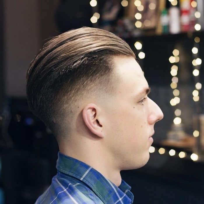 Slike Slick Back Hair From The Back