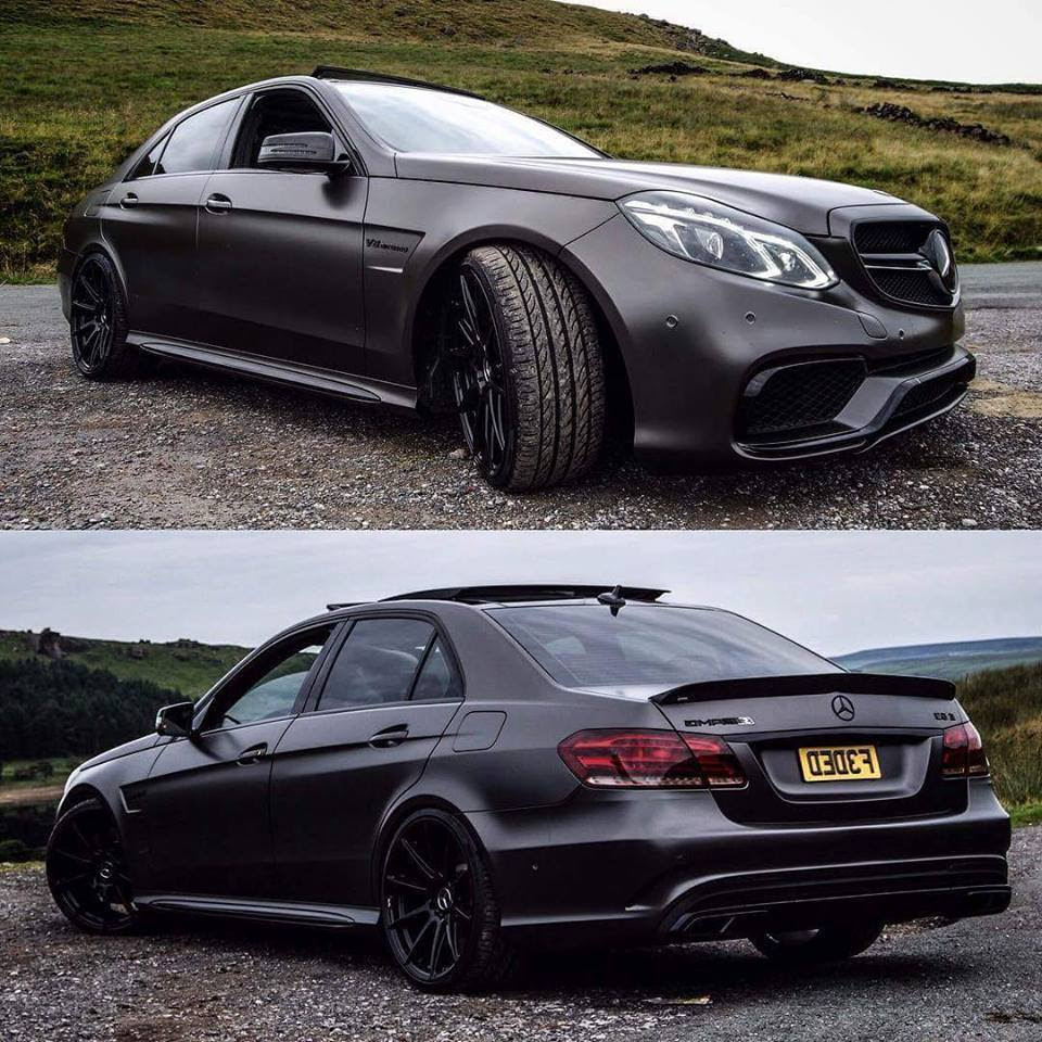 Stock 2014 Mercedes-Benz E63 AMG S 1/4 mile Drag Racing ...