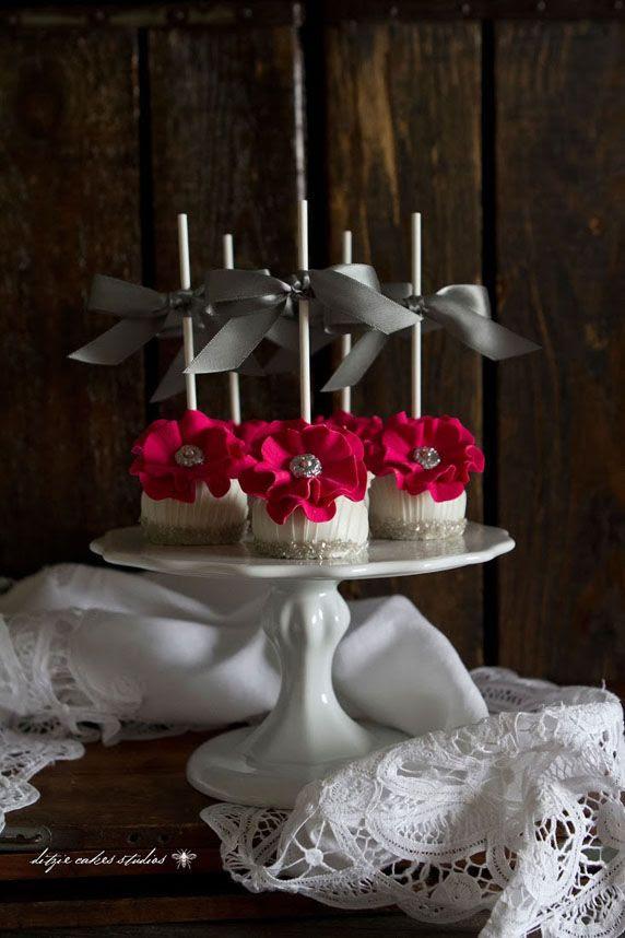 Wedding Cakes Wedding Cake Pops 2055189 Weddbook