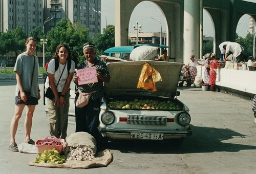 In Central Asia, 2000