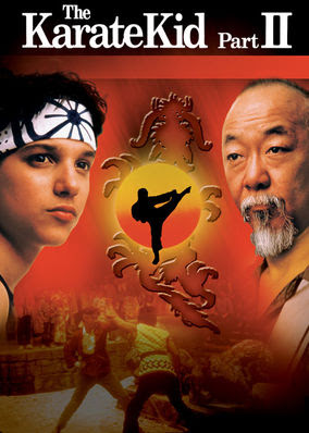 Karate Kid Part II, The