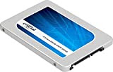 Crucial [Micron製Crucialブランド] 内蔵 SSD 2.5インチ BX200シリーズ ( 240GB / 国内正規品 / SATA / 7mm / 9.5mmアダプタ付属 ) 自社製TLCメモリー搭載 CT240BX200SSD1