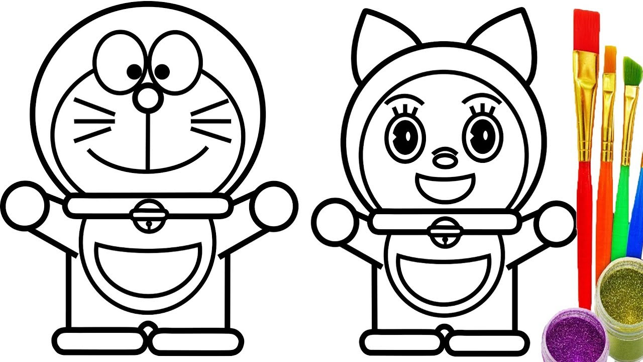 Doraemon Drawing at GetDrawings.com  Free for personal use Doraemon Drawing of your choice