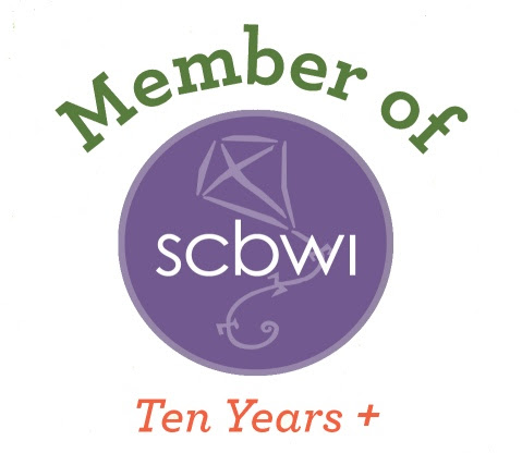 10 year member SCBWI