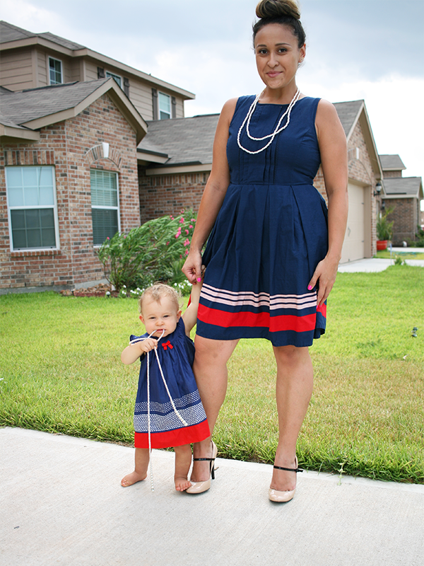 mommy and me outfits dresses and pearls – stylepatty