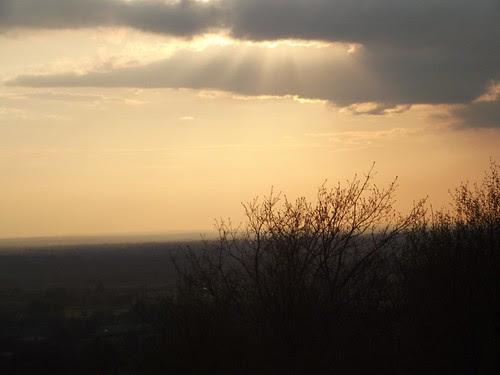 Sunset by rajmarshall