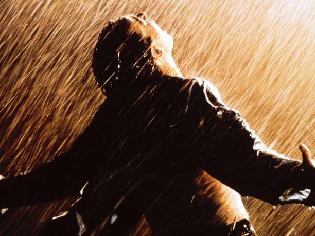 ελευθερία βροχή συναισθήματα