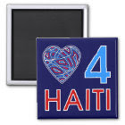 Haiti Relief Valentine Fridge Magnets magnet