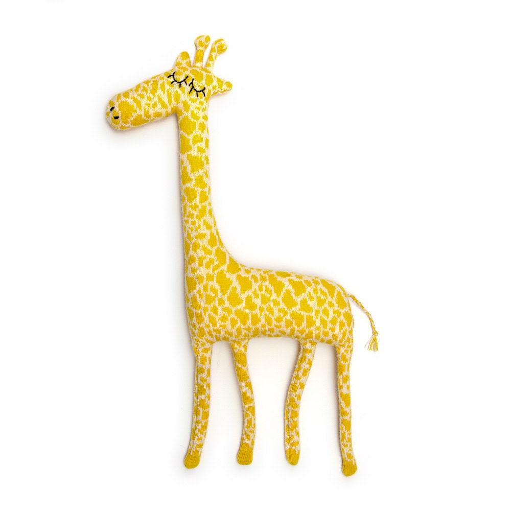 Gerald the Giraffe Lambswool Plush - Made to order