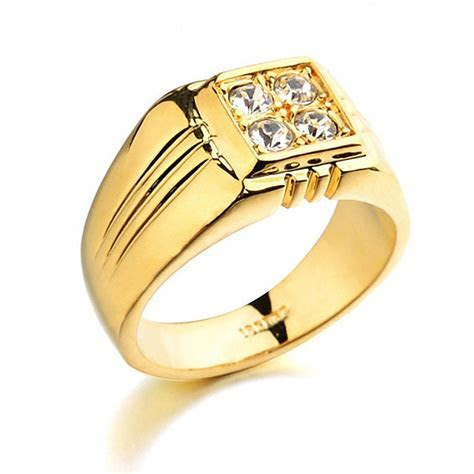 Brand TracysWing Rings for men Genuine Austria Crystal