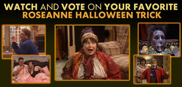 Roseanne - Halloween - The Final Chapter on Vimeo
