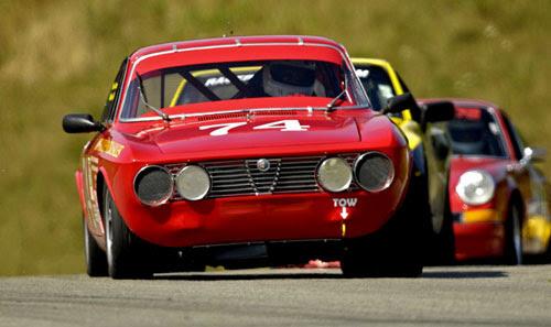 Alfa Romeo GT Racing \u2013 in 2 motorsports