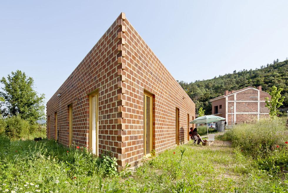 Casa en Gualba, de H Arquitectures