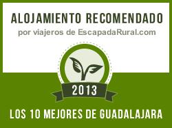 Castillo Diempures, alojamiento rural recomendado en Guadalajara (Cantalojas)