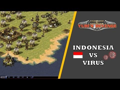 Red Alert 2 - Indonesia vs Virus