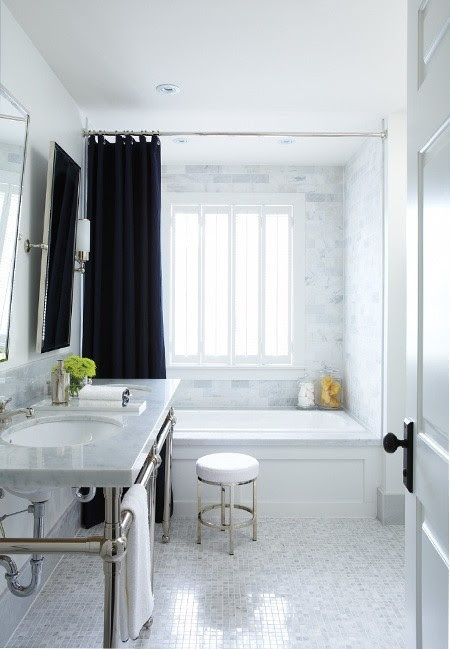 Carrara Bathroom