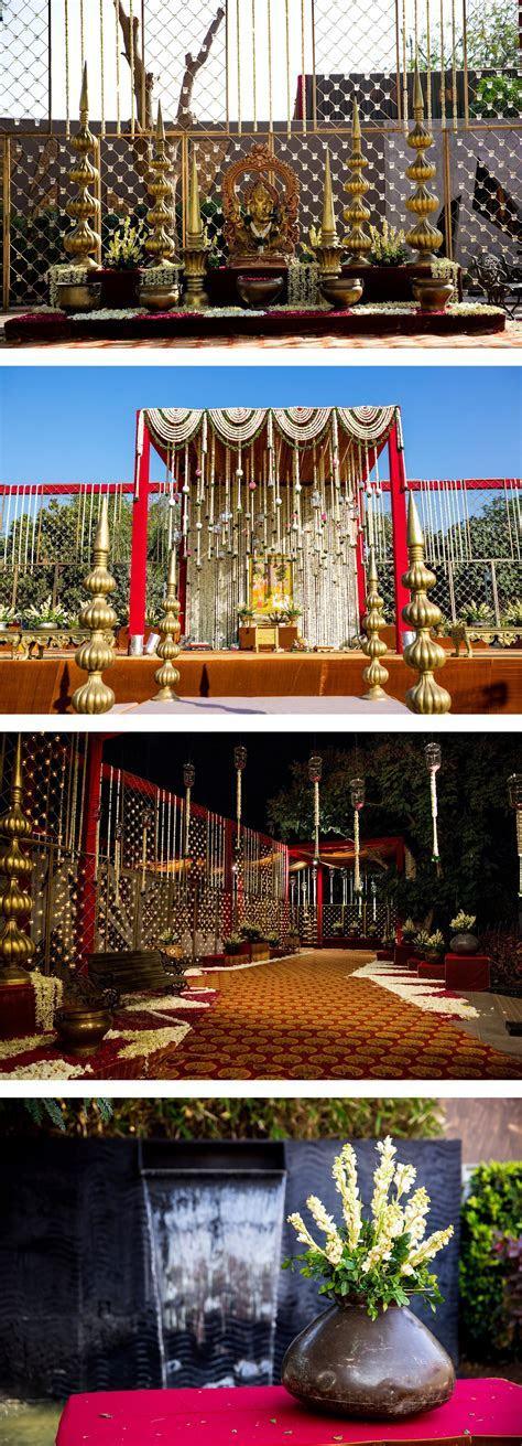 Indian Wedding Decor Inspiration   Royal Wedding mandap