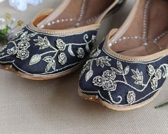 indian shoes etsy