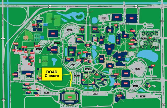 Fiu Modesto Campus Map Gadgets 2018: Fiu Modesto Campus Map