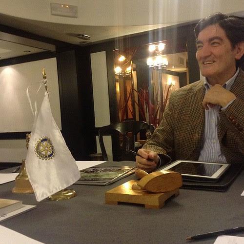 Reunión de Rotary