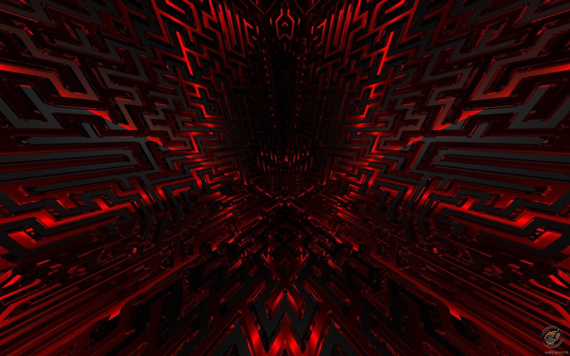 Cool Black and Red Wallpapers (59+ images)