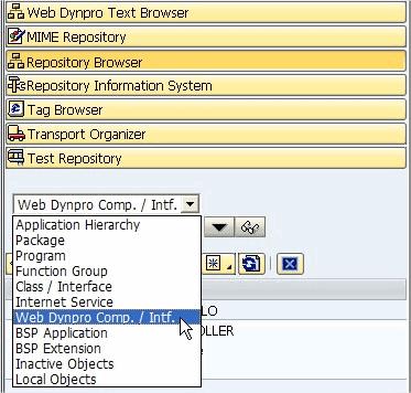 ABAP-Se80-WebDynpro-1