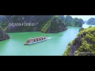 Video flycam Halong Bay - Quay phim flycam Hạ Long