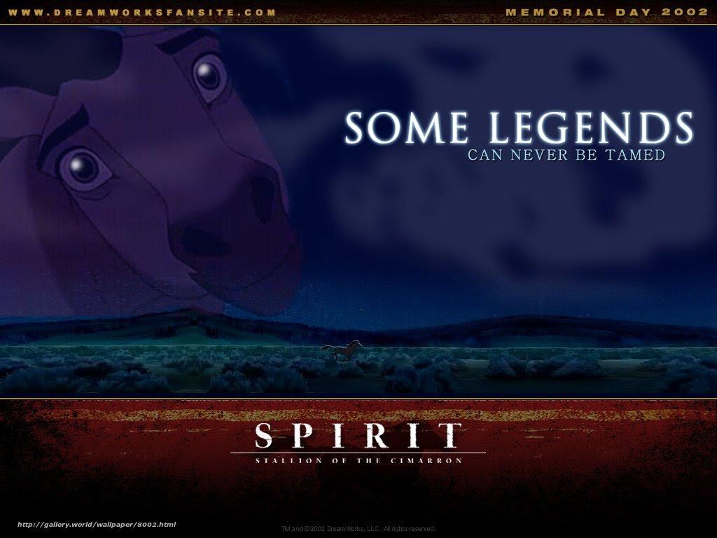 Download Wallpaper Spirit Stallion Of The Cimarron Spirit