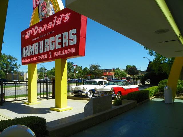 World's first McDonald's