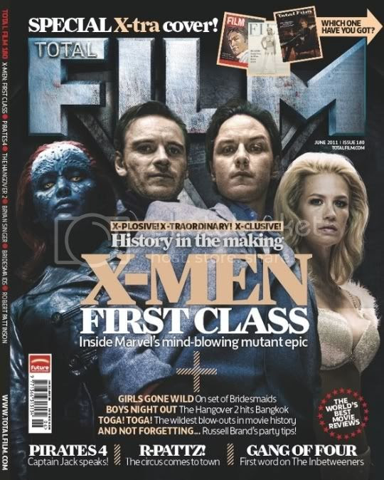 Total Film XMen First Class