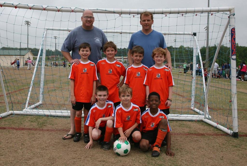 Oscar - Soccer Team 2010-1
