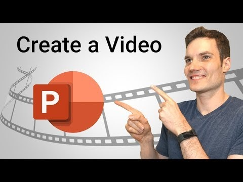 How to Make a Video in PowerPoint