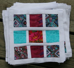 Ugly quilt blocks