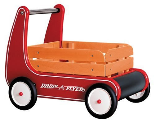 Radio Flyer Classic Walker Wagon (Standard Packaging)