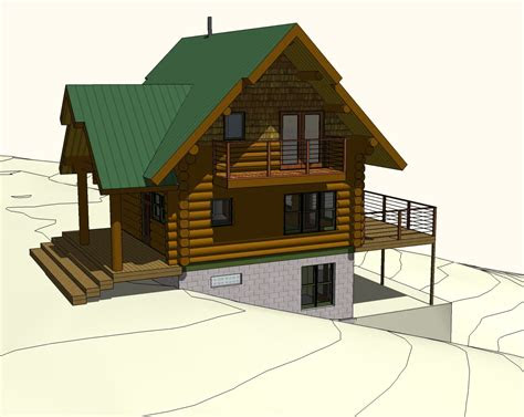 architecture small houses trees  including wooden
