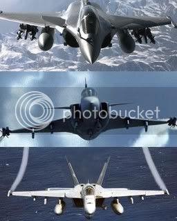 FAB inicia voos de ensaio para escolha de novo caça