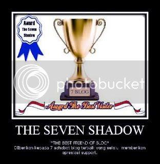 Award Kedua dari Sahabat